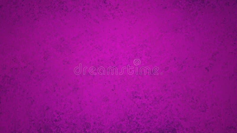 Fundo cor-de-rosa com textura do grunge, projeto resistido afligido velho da disposição ilustração stock