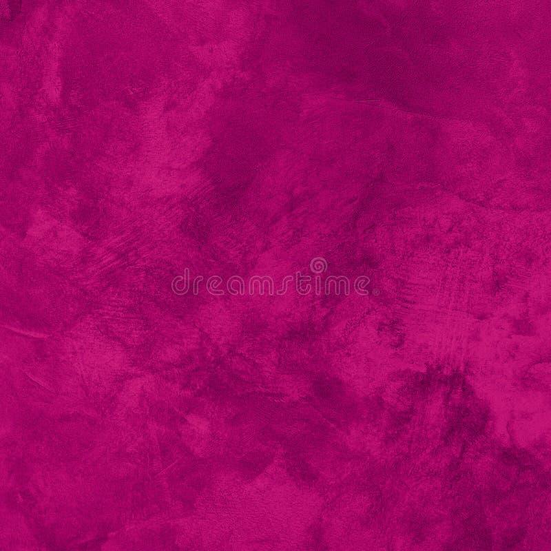 Fundo cor-de-rosa decorativo do Grunge abstrato imagem de stock