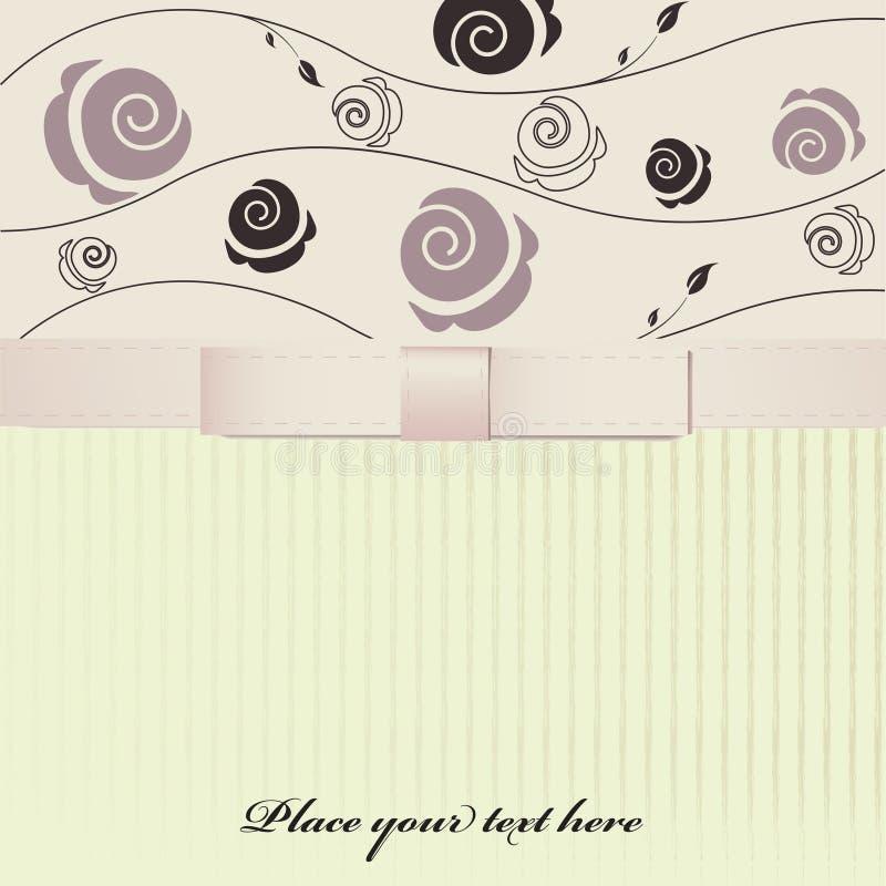 Download Fundo Cor-de-rosa Com Curva Ilustração do Vetor - Ilustração de cinzento, floresça: 29840436