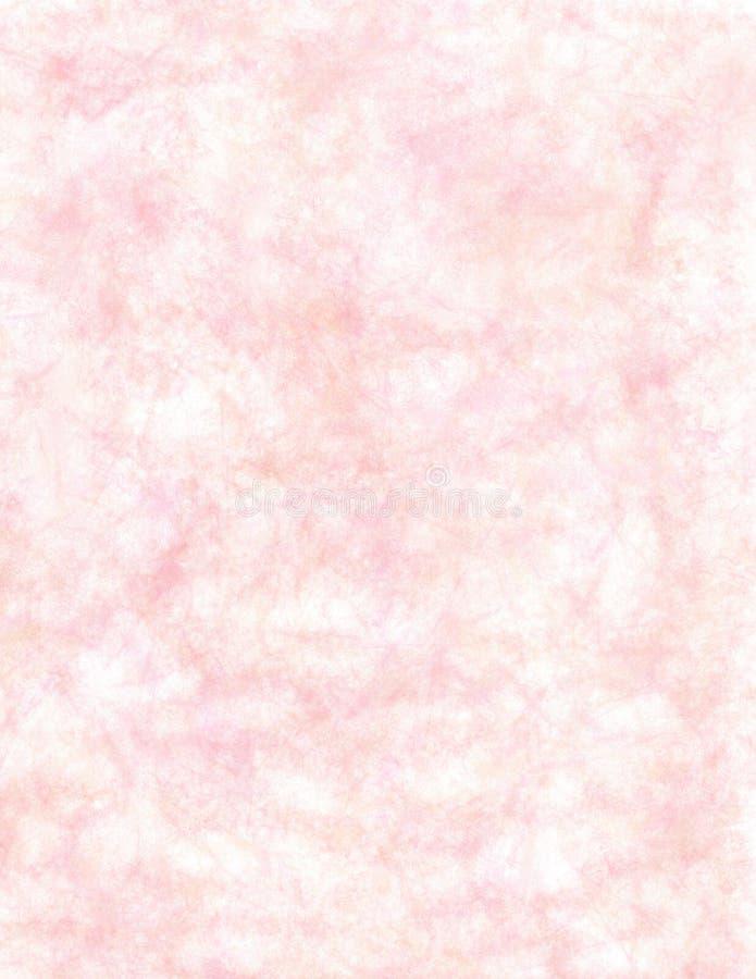 Fundo cor-de-rosa do papel da fibra ilustração do vetor