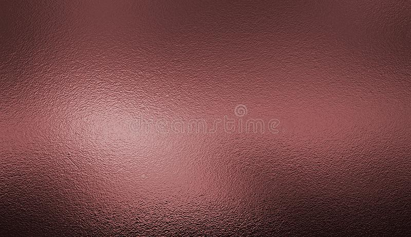 Fundo cor-de-rosa escuro da textura da folha de prata fotografia de stock royalty free