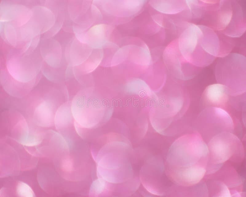 Fundo cor-de-rosa: Fotos do estoque do borrão do dia de mães fotografia de stock