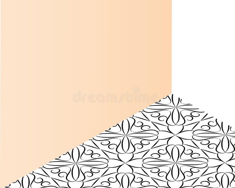 Fundo cor-de-rosa roxo borrado abstrato da hortel? Contexto do inclina??o da luz suave com lugar para o texto Ilustra??o do vetor ilustração do vetor