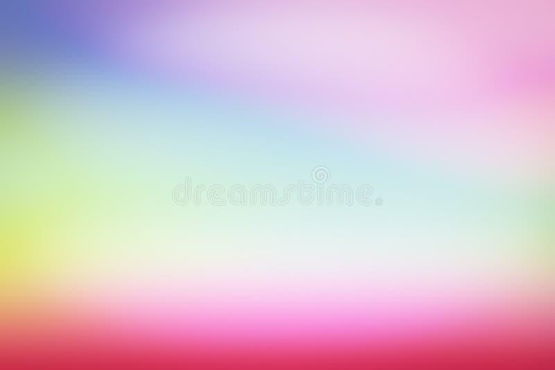 Fundo cor-de-rosa roxo pastel simples do inclinação para o projeto do verão imagem de stock royalty free