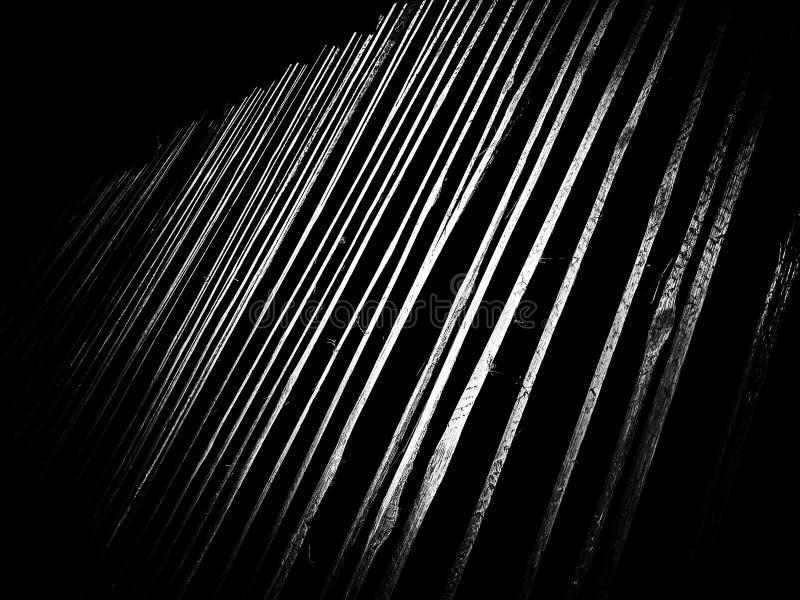 Fundo cortado de bambu da textura do teste padrão fotos de stock