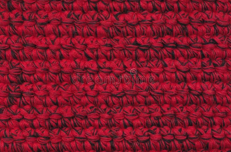 Fundo - crochet imagem de stock royalty free