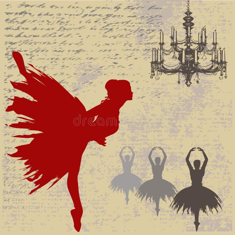 Fundo da bailarina