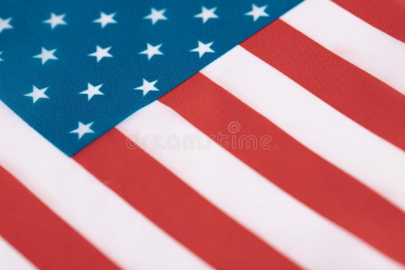 Fundo da bandeira americana para Memorial Day imagem de stock royalty free