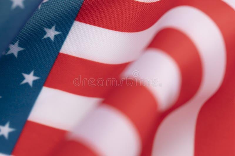 Fundo da bandeira americana para Memorial Day fotografia de stock