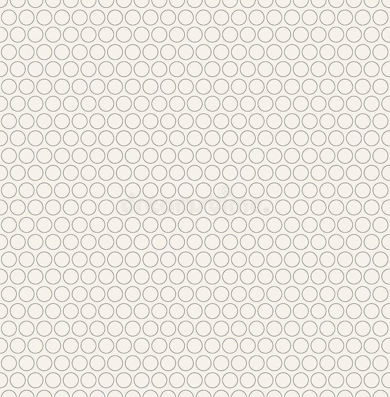 Fundo da beira do círculo e textura pretos abstratos, de criativo ilustração royalty free
