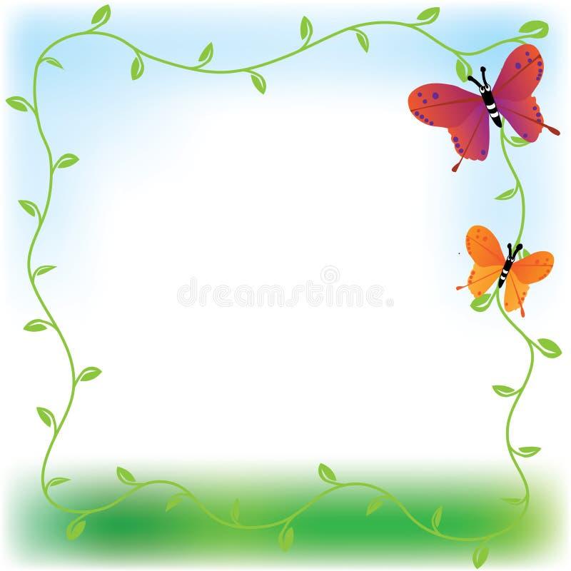 Download Fundo da borboleta ilustração do vetor. Ilustração de gráfico - 16867060