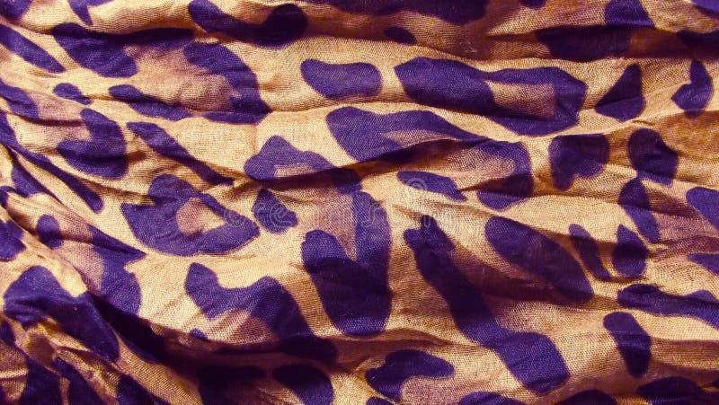 Fundo da cópia do leopardo foto de stock