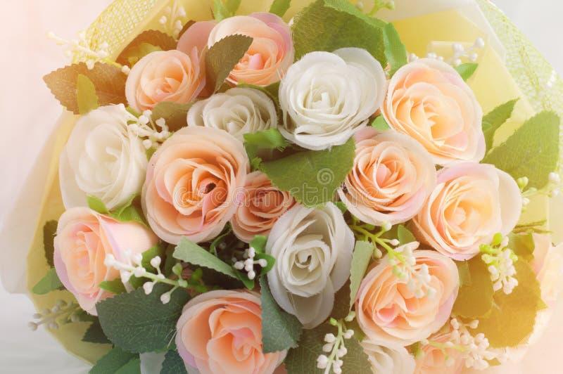 Fundo da flor de Rosa, o dia de Valentim fotos de stock royalty free