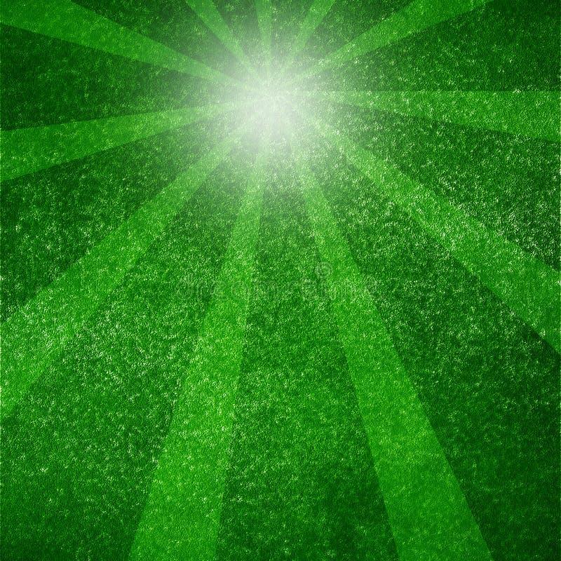 Fundo da grama verde ilustração royalty free