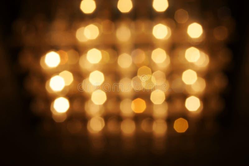 Fundo da iluminação foto de stock