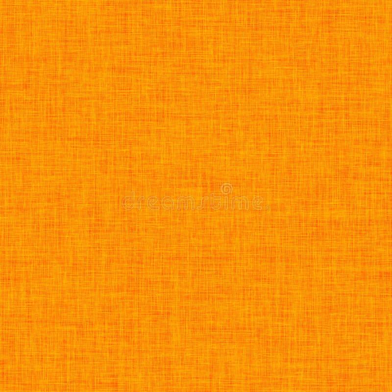 Fundo da laranja do linho ilustração royalty free