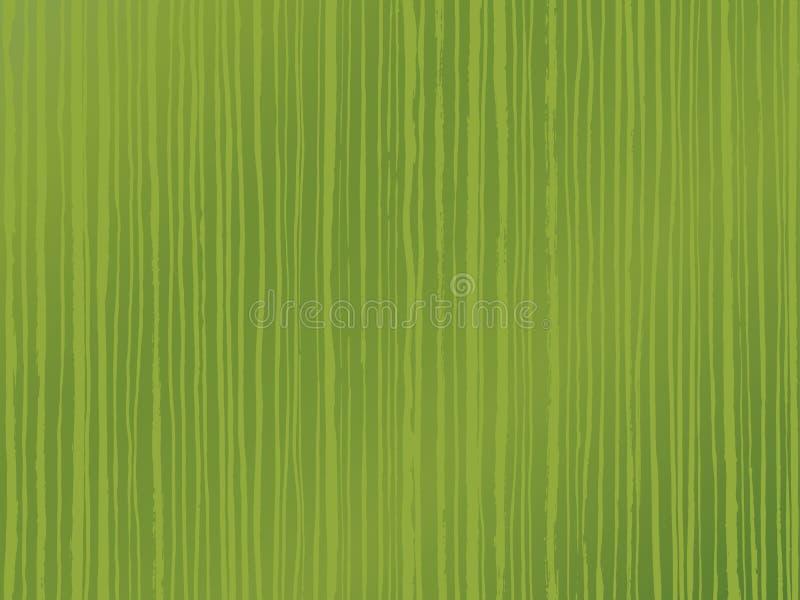 Fundo da listra vertical imagem do ch? verde Matcha ilustração stock