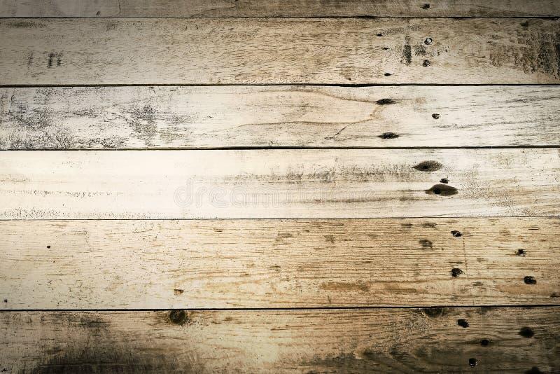 Fundo da madeira do vintage foto de stock royalty free