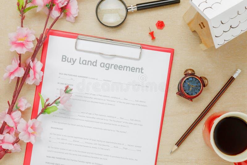 Fundo da mesa de escritório para negócios da vista superior fotos de stock