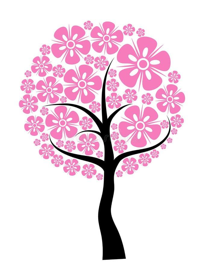 Download Fundo Da Mola Da árvore, Vetor Ilustração do Vetor - Ilustração de folha, árvore: 12813865