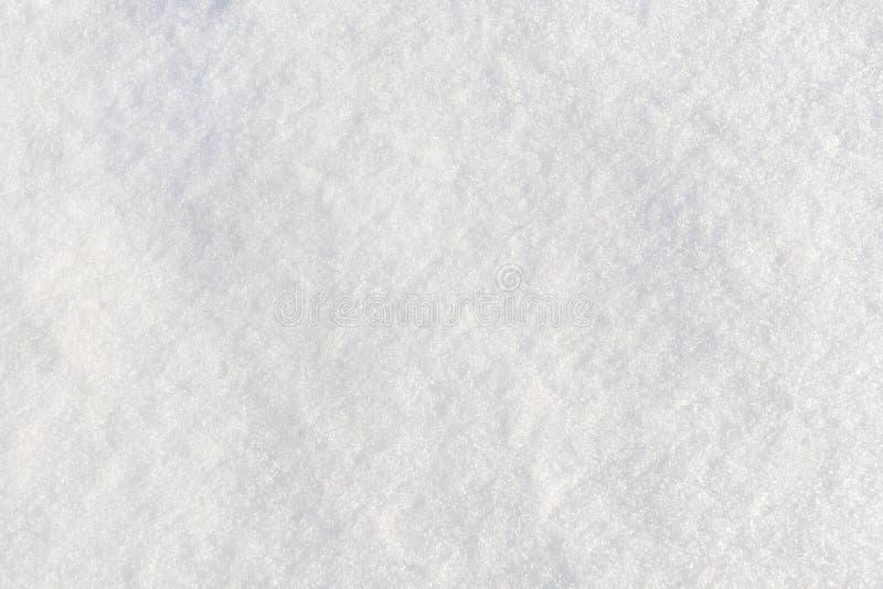 Fundo da neve imagem de stock