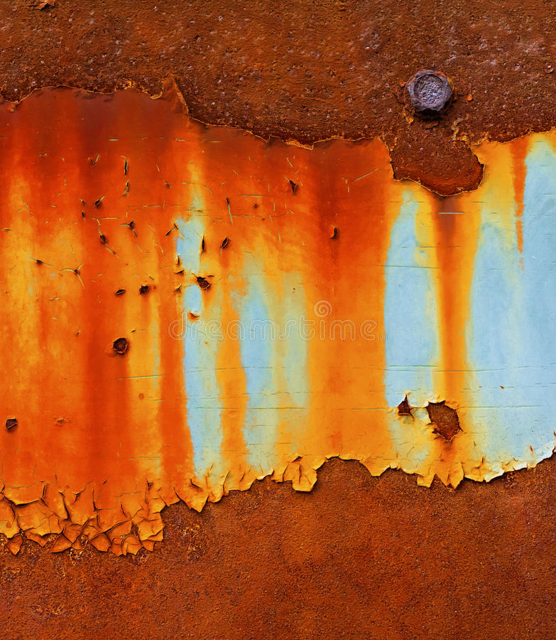 Fundo da oxidação ilustração stock