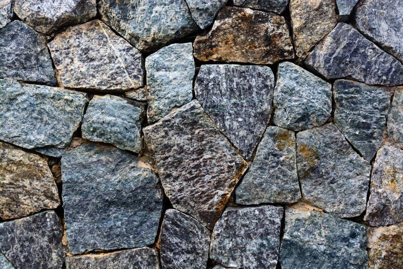 Fundo da parede da rocha de Grunge fotos de stock royalty free