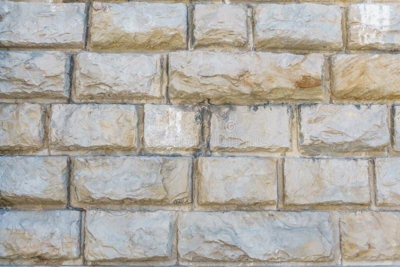 Fundo da parede de pedra do vintage velho imagens de stock royalty free