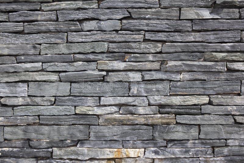 Fundo da parede de pedra - imagem completa do quadro fotografia de stock royalty free