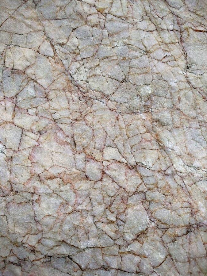 Fundo da parede de pedra, textura de pedra do assoalho, pedra natural com cr foto de stock