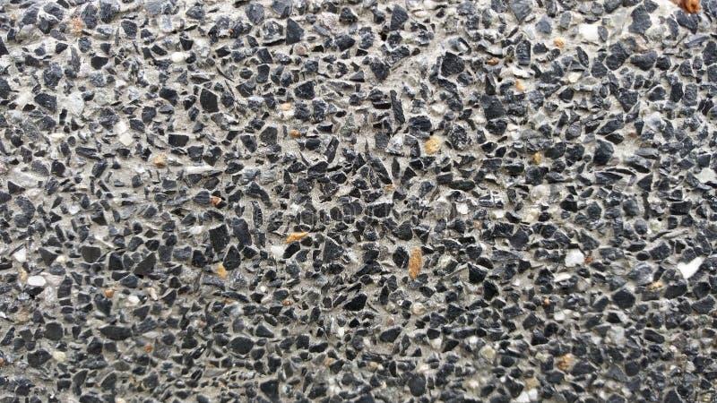 Fundo da parede de pedra, textura de pedra do assoalho, pedra natural com cr imagem de stock royalty free
