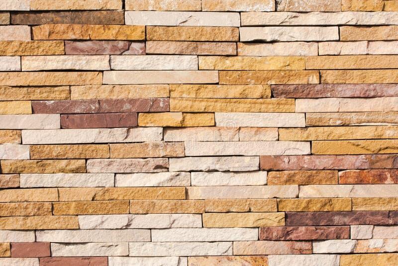 Fundo da parede de tijolo velha do vintage foto de stock