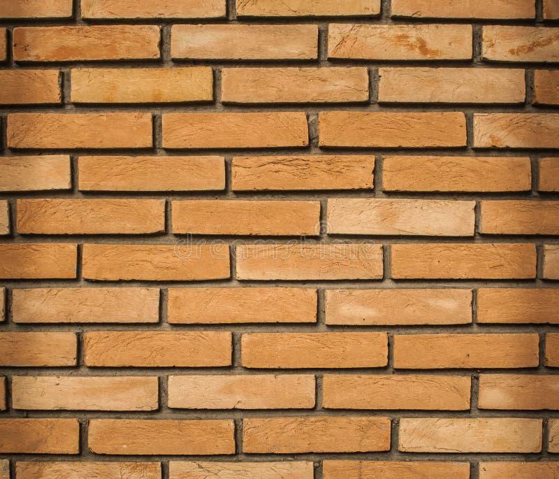 Fundo da parede de tijolo velha do vintage fotografia de stock