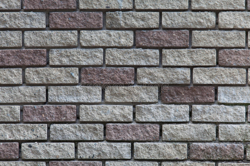 Fundo da parede de tijolo velha do vintage foto de stock royalty free