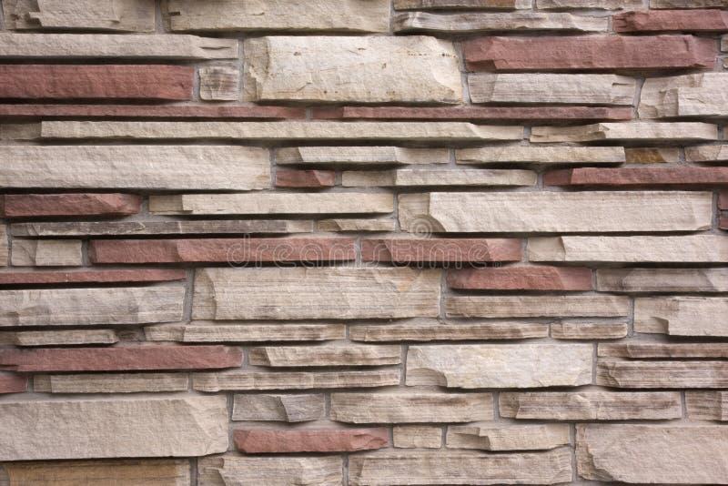 Fundo da parede do Sandstone foto de stock