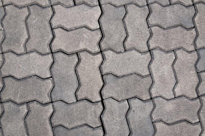 Fundo da pedra, pedra que pavimenta a textura fotos de stock