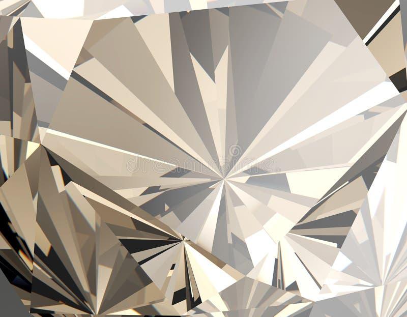 Fundo da pedra preciosa da joia ilustração royalty free