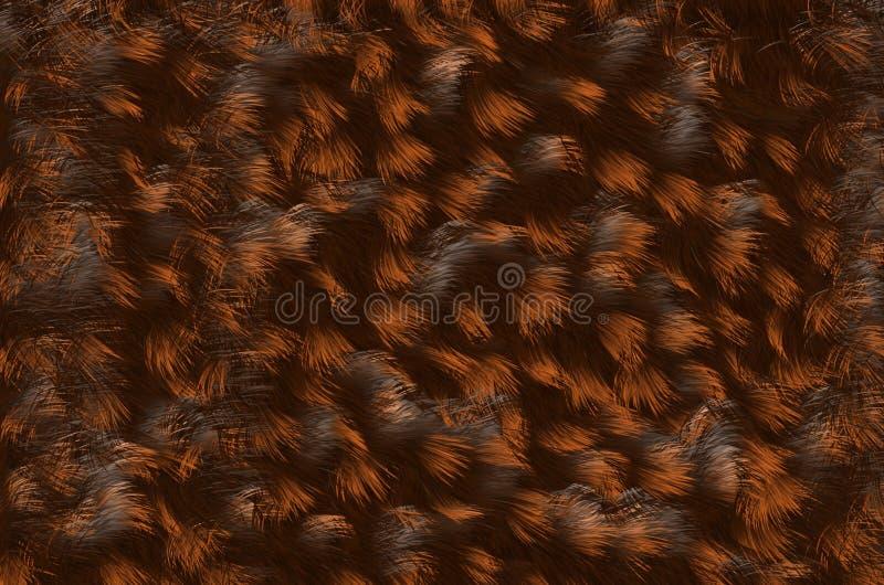 Fundo da pele animal fotografia de stock royalty free