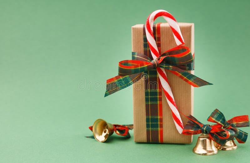 Fundo da preparação do Natal imagem de stock