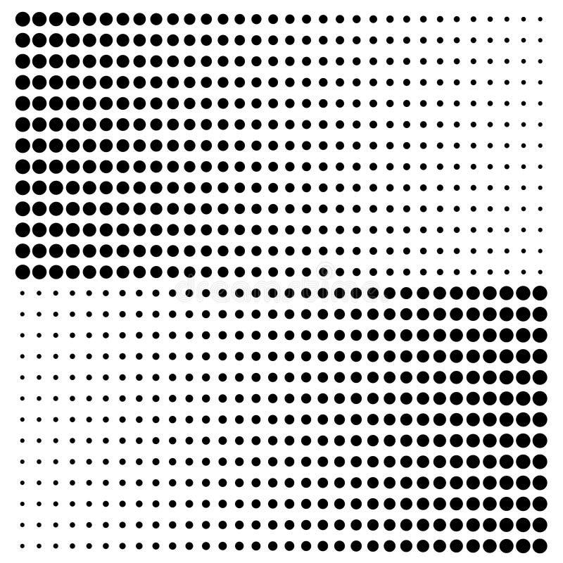 Fundo da quadriculação ilustração stock