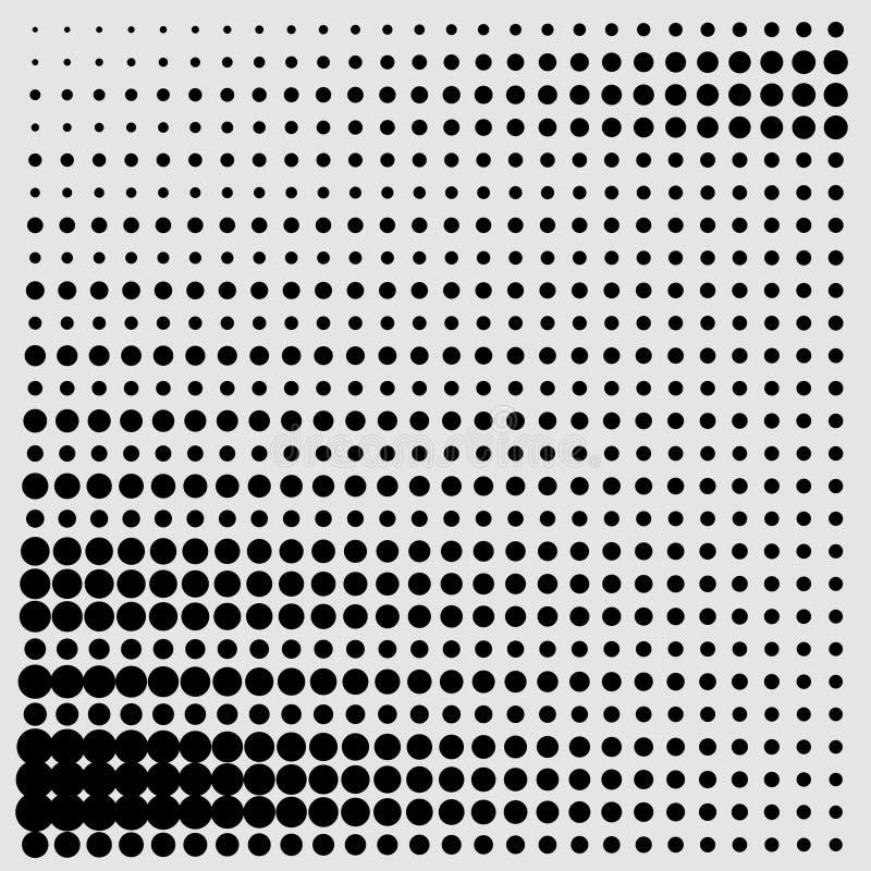 Fundo da quadriculação ilustração do vetor