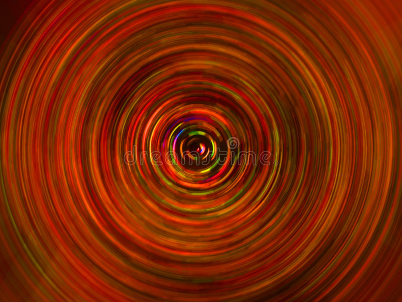 Fundo da roda de cor fotografia de stock