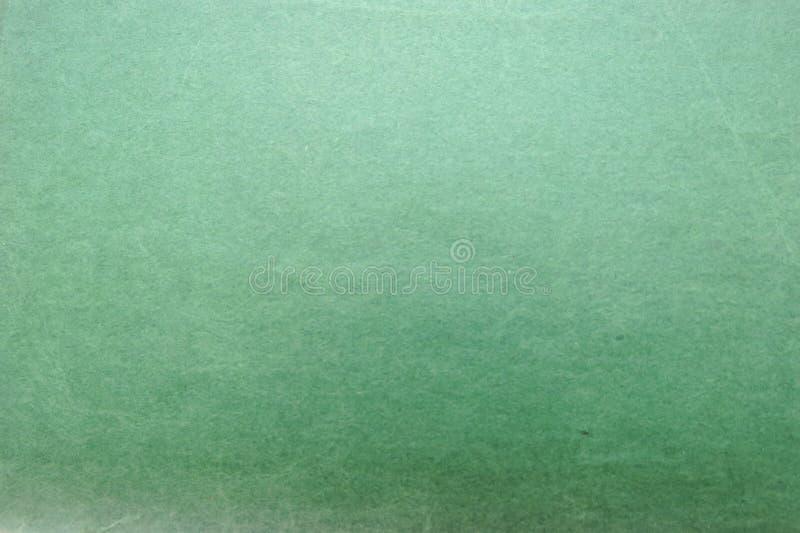 Fundo da superfície do papel verde fotos de stock
