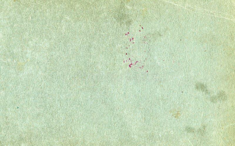 Fundo da superfície do papel verde foto de stock