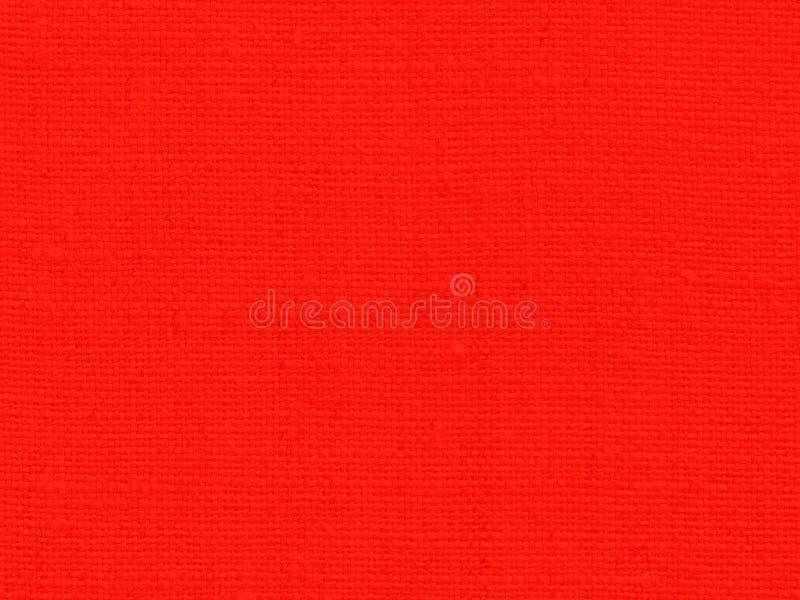Fundo da tela no vermelho foto de stock royalty free
