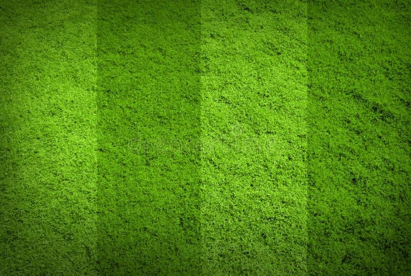 Fundo da textura da grama verde do futebol do futebol fotografia de stock royalty free