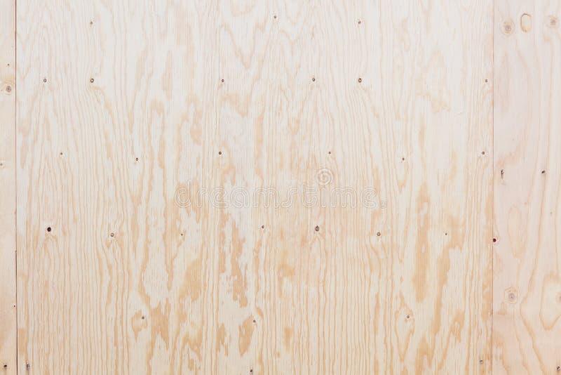 Fundo da textura da madeira compensada do folheado fotos de stock royalty free
