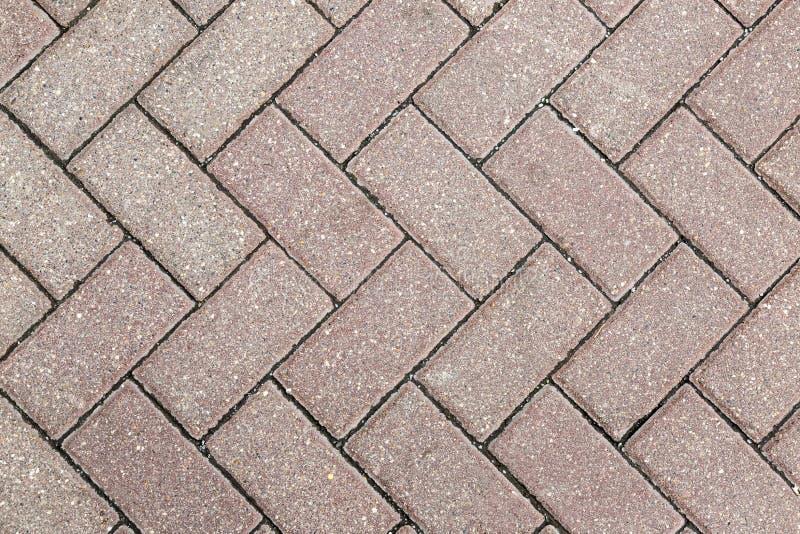 Fundo da textura da pedra de pavimentação do granito imagens de stock royalty free