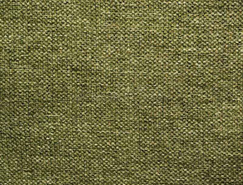 Fundo da textura da tela Verde imagens de stock
