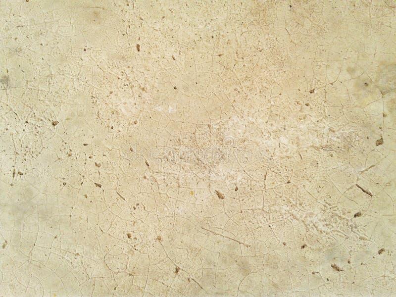 Fundo da textura do assoalho do cimento branco ilustração royalty free